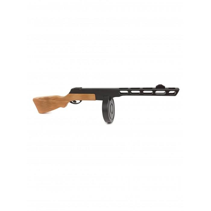 Фото - Игрушечное оружие ЯиГрушка Автомат ППШ игрушечное оружие яигрушка автомат ак 47 яиг 103