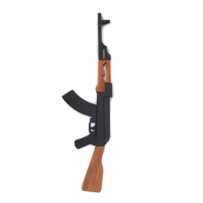 Фото - Игрушечное оружие ЯиГрушка Автомат АК-47 ЯиГ-103 игрушечное оружие яигрушка автомат ак 47 яиг 103