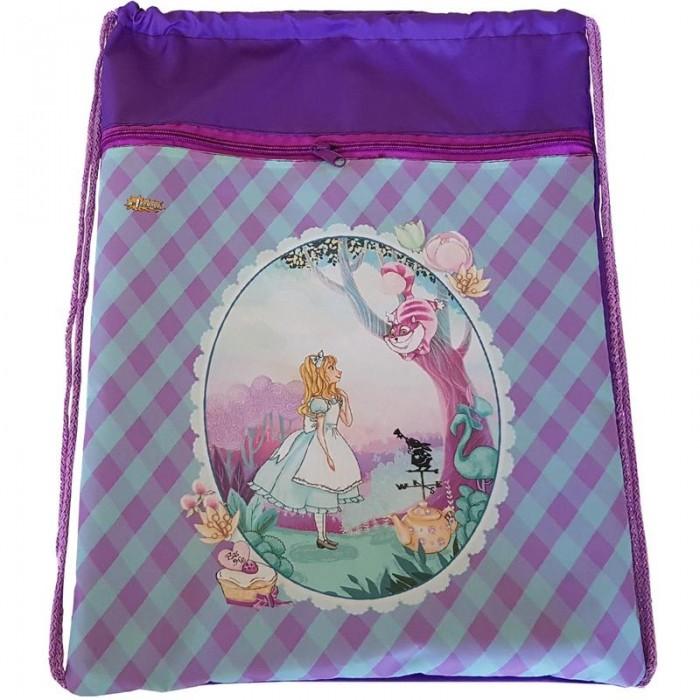 Мешки для обуви №1 School Мешок для обуви Алиса 1 school мешок для обуви клетка розовая 1017935 розовый