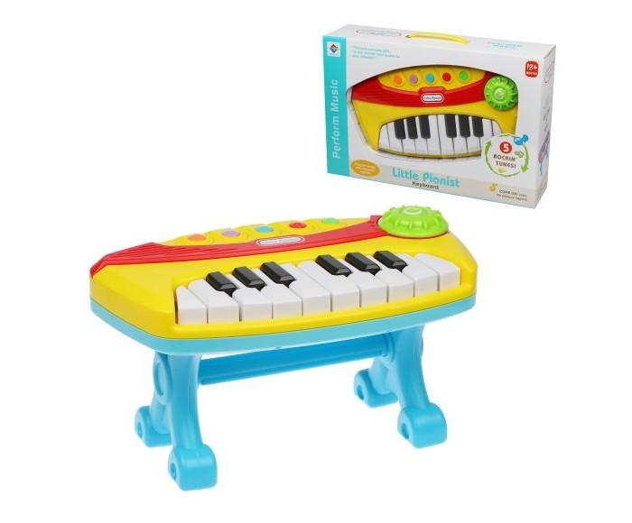 Развивающие игрушки Наша Игрушка Пианино детское 16 клавиш
