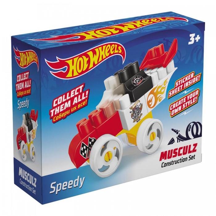 Конструкторы Hot Wheels Musculz Speedy (16 элементов)