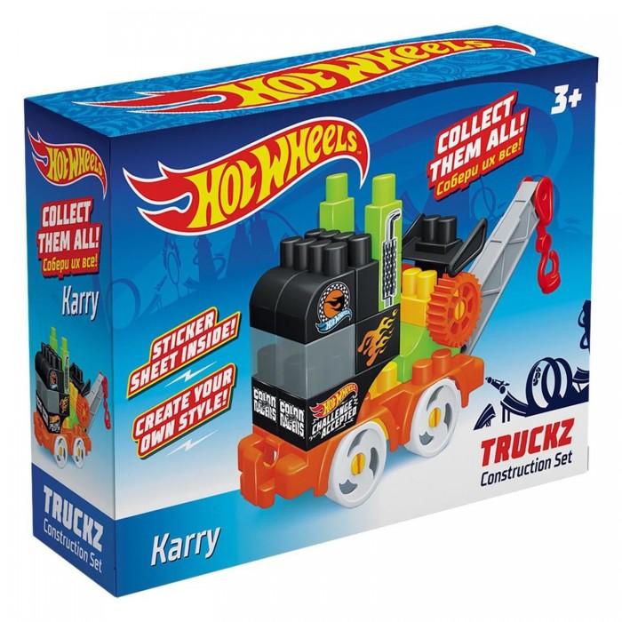 Конструкторы Hot Wheels Truckz Karry (26 элементов)