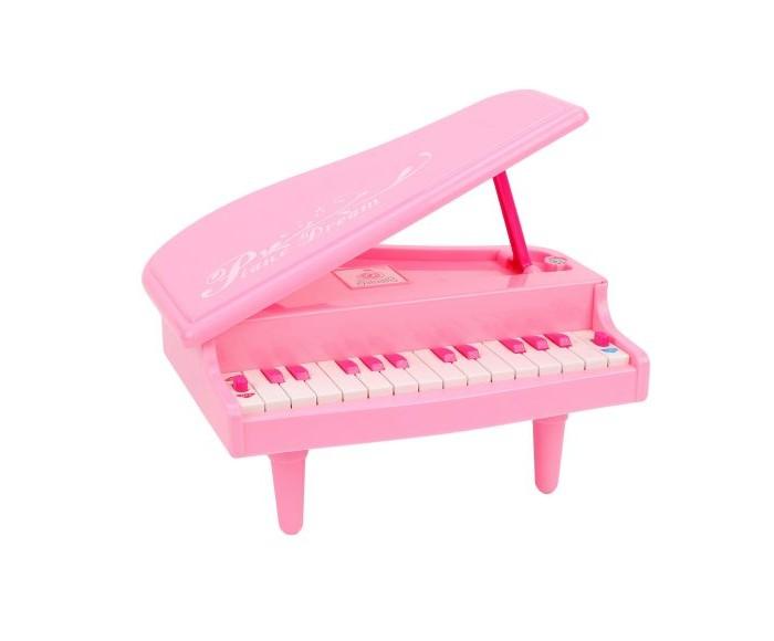 Купить Развивающие игрушки, Развивающая игрушка Наша Игрушка Пианино детское 24 клавиши