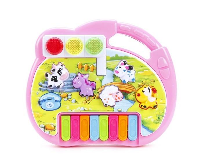 Картинка для Развивающие игрушки Наша Игрушка Пианино детское Е-Нотка