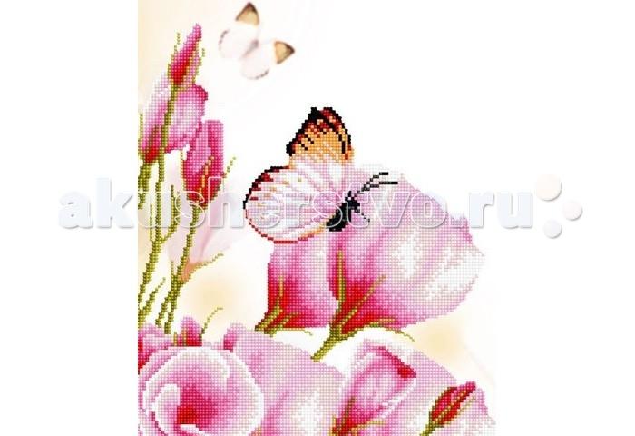 Картины своими руками Molly Мозаичная картина Боярышница 30х40 см, Картины своими руками - артикул:90459