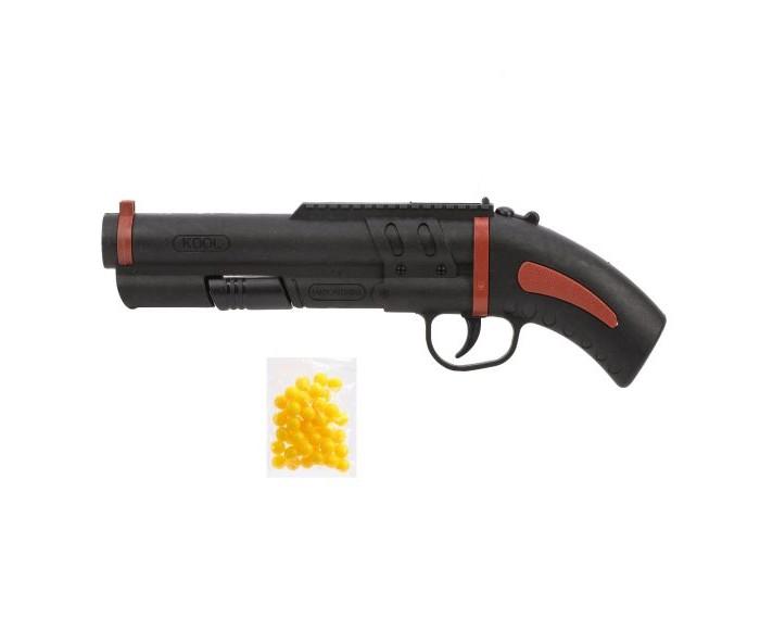Игрушечное оружие Наша Игрушка Пистолет механический 210 мм пистолет механический в