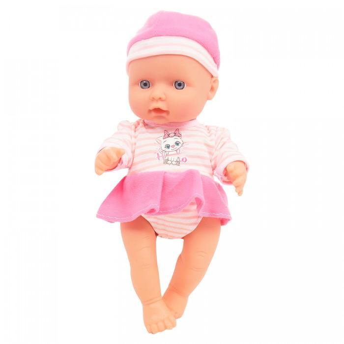 Куклы и одежда для кукол, Mia Club Кукла-пупс 25 см с аксессуарами mia-6826  - купить со скидкой