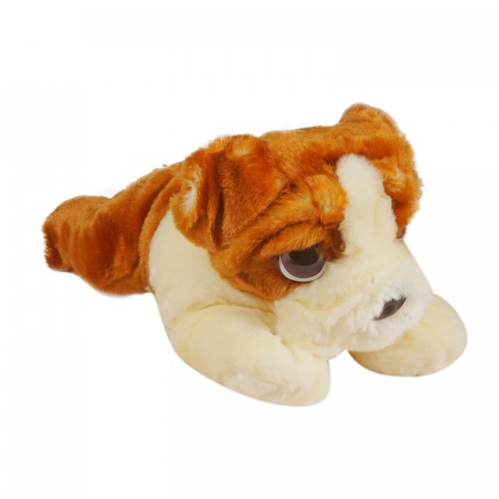 Мягкая игрушка Keel Toys Щенок Signature Бульдог 30 см