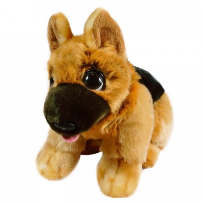 Мягкая игрушка Keel Toys Щенок Signature Немецкая овчарка 35 см