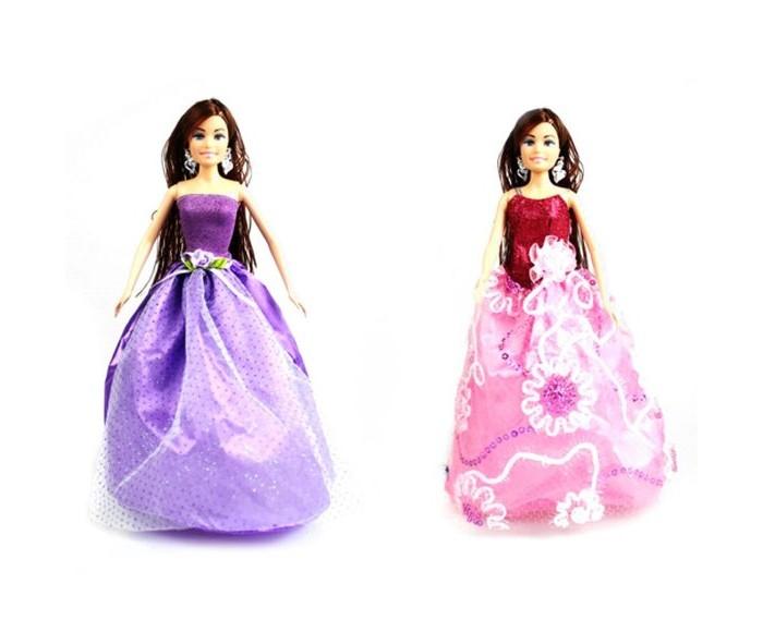Куклы и одежда для кукол Наша Игрушка Платье для куклы Нарядное 29 см