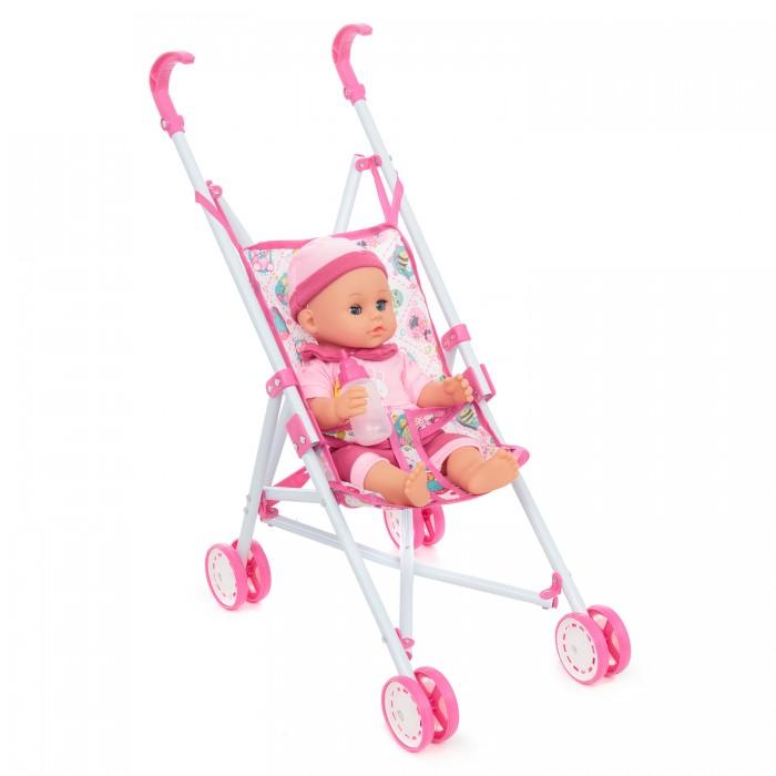 Купить Куклы и одежда для кукол, Mia Club Кукла-пупс 40 см с аксессуарами