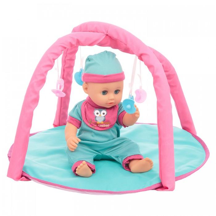 Купить Куклы и одежда для кукол, Mia Club Кукла-пупс 35 см с аксессуарами mia-81866