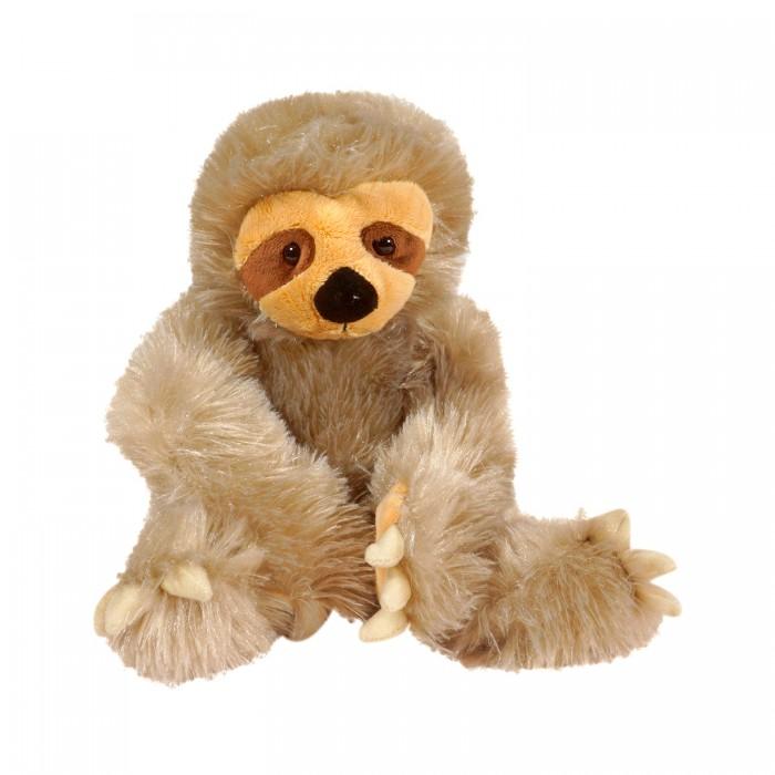 Купить Мягкие игрушки, Мягкая игрушка Keel Toys Ленивец 27 см