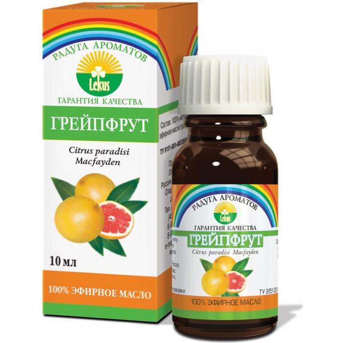 Косметика для мамы Lekus Эфирное масло Грейпфрут 10 мл недорого
