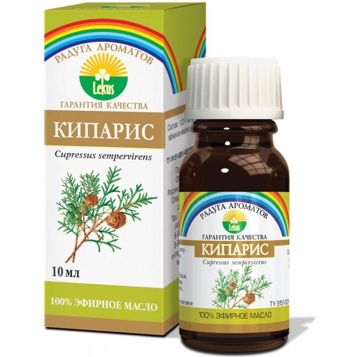 Косметика для мамы Lekus Эфирное масло Кипарис 10 мл недорого