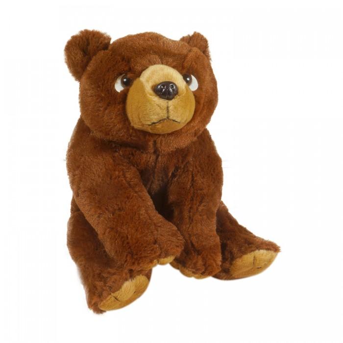 Купить Мягкие игрушки, Мягкая игрушка Keel Toys Гризли 33 см