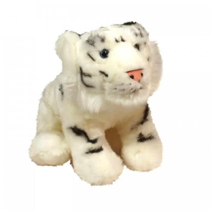 Мягкая игрушка Keel Toys Белый тигр 28 см фото