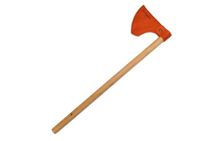 Игрушечное оружие ЯиГрушка Игрушечный Топор Викинг игрушечное оружие яигрушка игрушечный деревянный кинжал