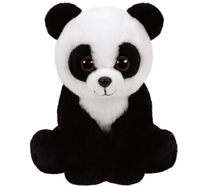 Купить Мягкие игрушки, Мягкая игрушка TY Бабу панда 15 см