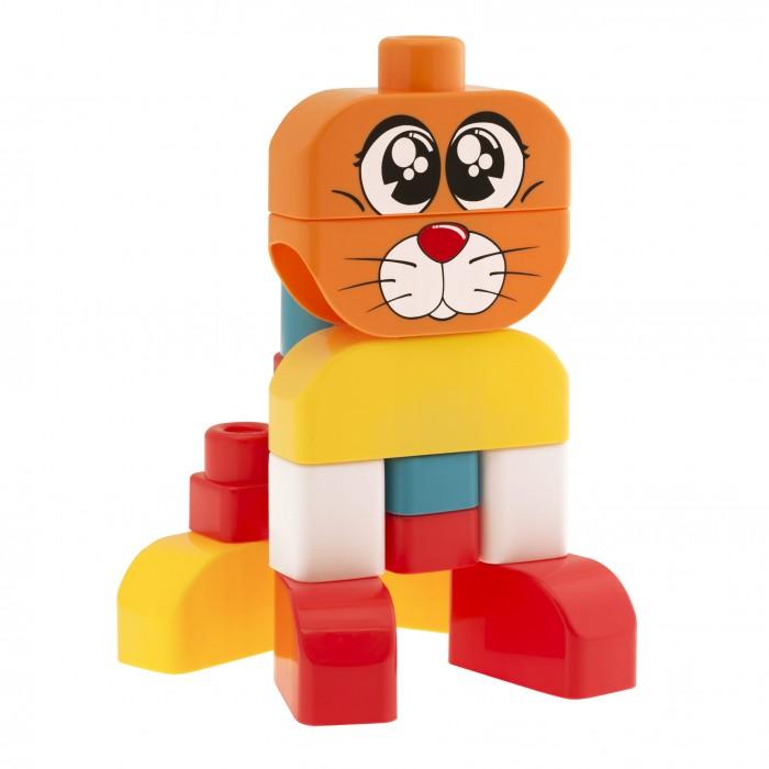 Конструкторы Chicco Кошка/Собака 15 блоков chicco животные 40 блоков