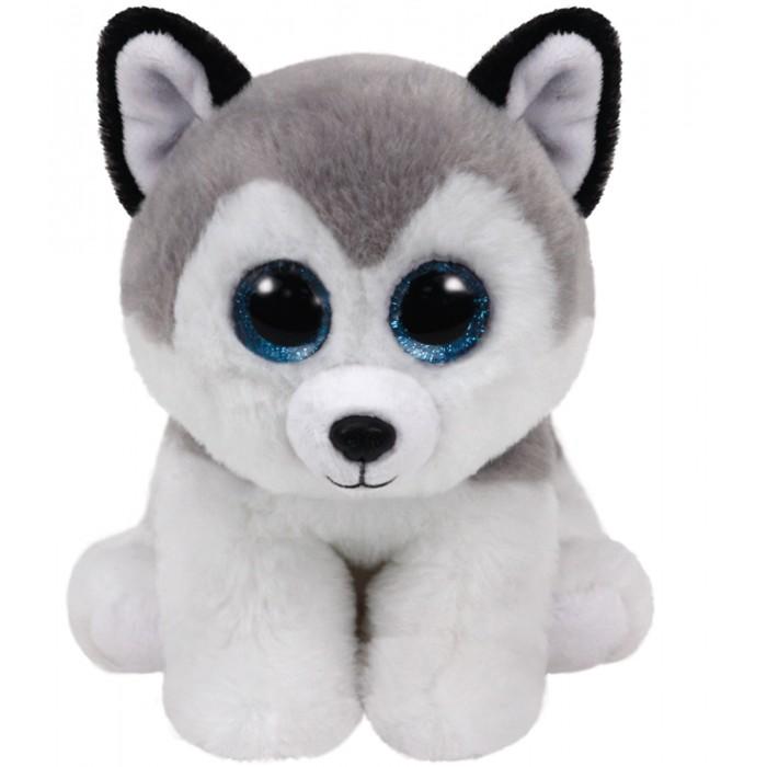 Купить Мягкие игрушки, Мягкая игрушка TY Баф хаски 15 см