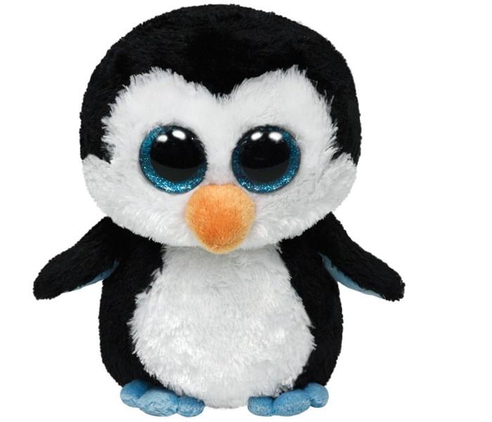 Мягкие игрушки TY Водлз пингвин 25 см