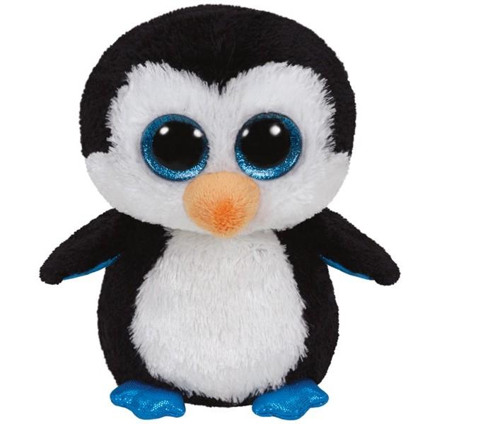 Купить Мягкие игрушки, Мягкая игрушка TY Водлз пингвин 15 см