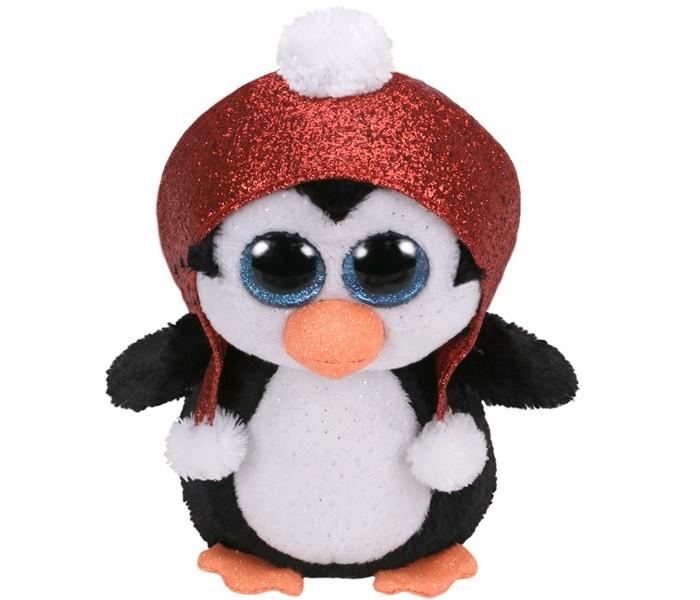 Купить Мягкие игрушки, Мягкая игрушка TY Гейл пингвин 15 см