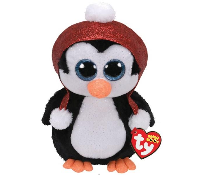 Купить Мягкие игрушки, Мягкая игрушка TY Гейл пингвин 25 см