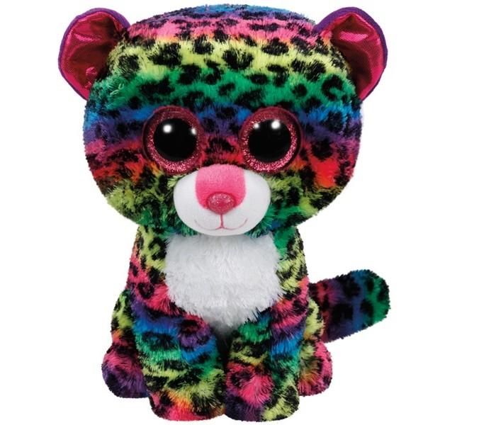 Купить Мягкие игрушки, Мягкая игрушка TY Леопард Дотти 25 см