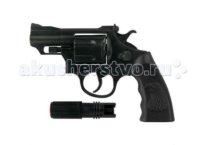 Фото - Игрушечное оружие Sohni-wicke Игрушечное оружие Пистолет Buddy 12-зарядные Gun Agent 235mm игрушечное оружие sohni wicke пистолет texas rapido 8 зарядные gun western 214mm