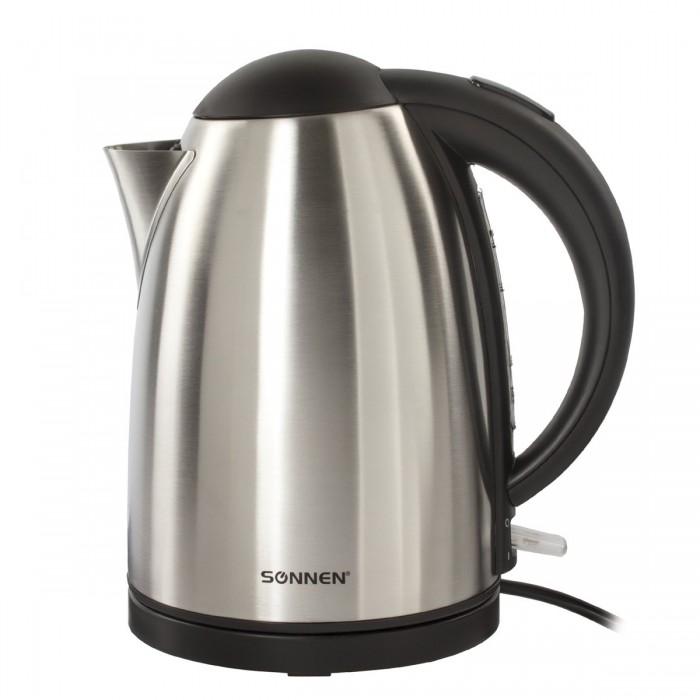 Купить Бытовая техника, Sonnen Чайник KT-106 нержавеющая сталь 1.8 л