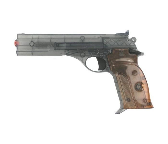 Игрушечное оружие Sohni-wicke Игрушечный пистолет Cannon MX2 Агент 50-зарядные Gun Agent 235mm игрушечное оружие sohni wicke пистолет gsg 9 12 зарядные gun special action 206mm