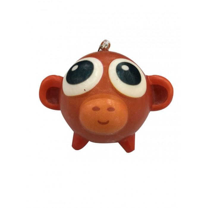 Развивающие игрушки 1 Toy Мммняшка Игрушка-антистресс Squishy Шарики-звери Свинка
