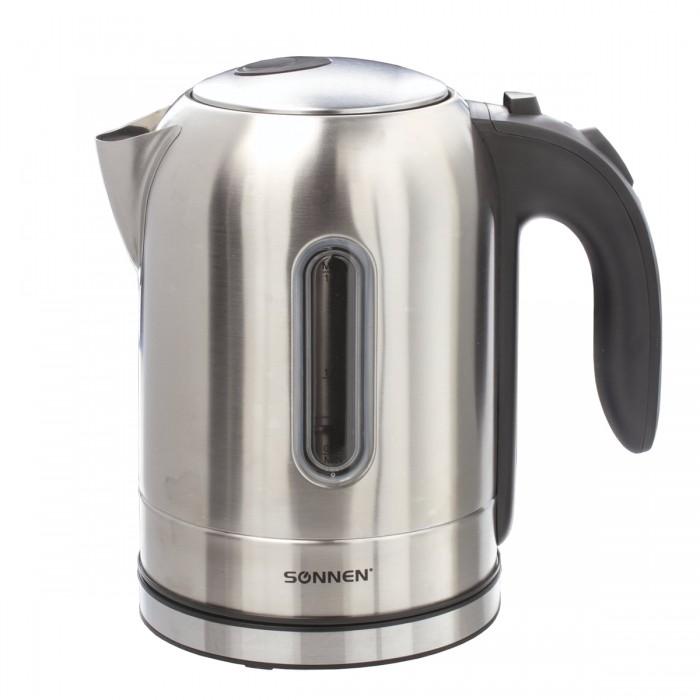 Купить Бытовая техника, Sonnen Чайник KT-1755 нержавеющая сталь 1.7 л