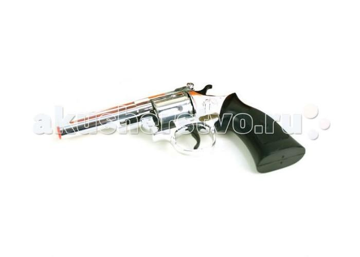 Игрушечное оружие Sohni-wicke Пистолет Denver Агент 12-зарядные Gun ХРОМ Western 219mm игрушечное оружие sohni wicke пистолет gsg 9 12 зарядные gun special action 206mm