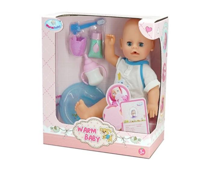 Куклы и одежда для кукол Наша Игрушка Пупс с аксессуарами 30 см WZJ025B-2 куклы и одежда для кукол наша игрушка пупс с озвучкой и аксессуарами 30 см