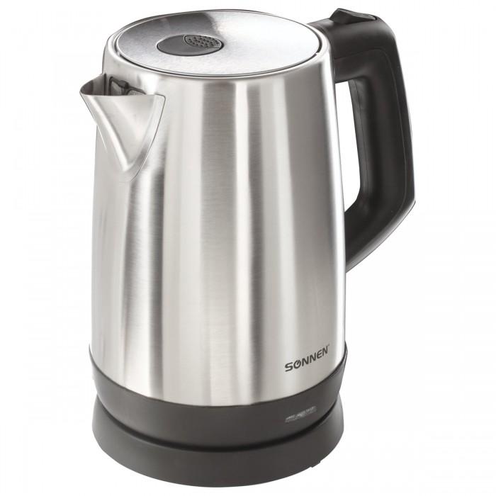 Купить Бытовая техника, Sonnen Чайник KT-1785 нержавеющая сталь 1.7 л