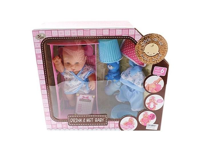 Куклы и одежда для кукол Наша Игрушка Пупс в кроватке с аксессуарами 30 см куклы и одежда для кукол наша игрушка пупс с озвучкой и аксессуарами 30 см