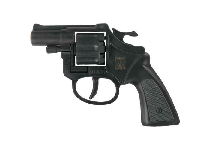 Игрушечное оружие Sohni-wicke Пистолет Olly 8-зарядные Gun Agent 127mm игрушечное оружие yako игрушечное оружие 2 в 1 y4640125
