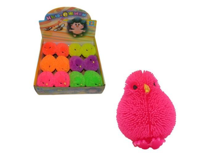 Картинка для Развивающие игрушки 1 Toy Нью-Ёжики Цыплёнок 7 см