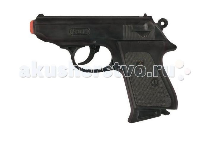 Игрушечное оружие Sohni-wicke Пистолет Percy 25-зарядные Gun Agent 158mm