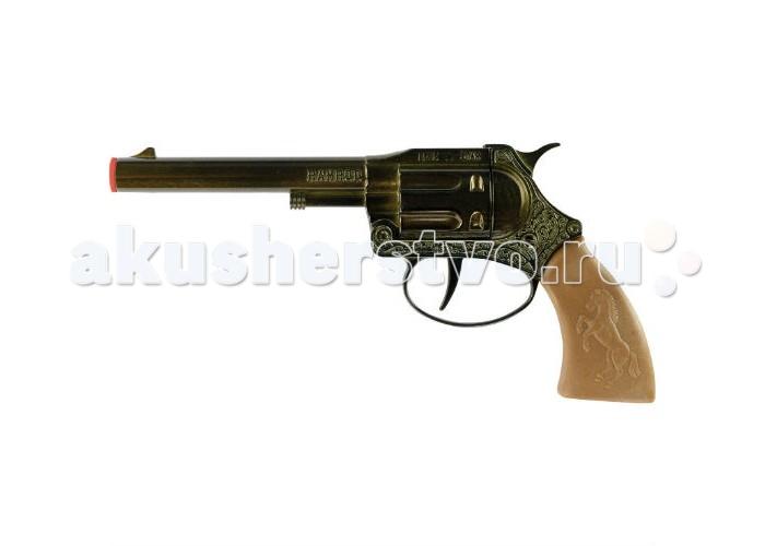 Фото - Игрушечное оружие Sohni-wicke Пистолет Ramrod 100-зарядные Gun Western 178mm в коробке игрушечное оружие sohni wicke пистолет texas rapido 8 зарядные gun western 214mm