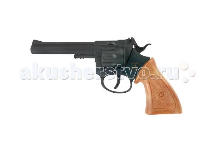 Фото - Игрушечное оружие Sohni-wicke Пистолет Rodeo 100-зарядные Gun Western 198mm игрушечное оружие sohni wicke пистолет texas rapido 8 зарядные gun western 214mm