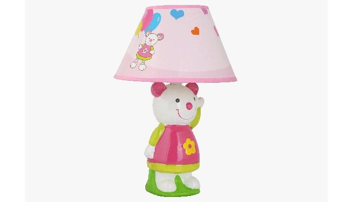 Светильник Camelion Настольный под лампу накаливания Мишка KD-554 C89 фото