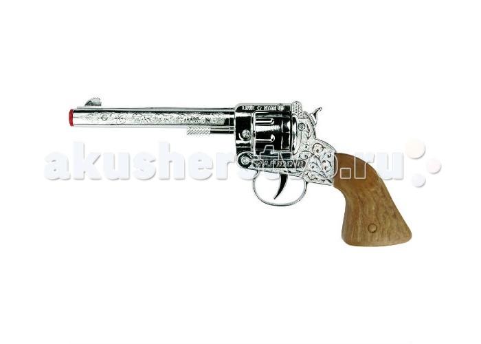 Игрушечное оружие Sohni-wicke Пистолет Texas Rapido 8-зарядные Gun Western 214mm игрушечное оружие sohni wicke пистолет rodeo агент 100 зарядные gun western 198mm