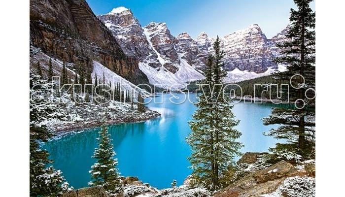 Пазлы Castorland Пазл Озеро, Канада 1000 элементов паззл castorland 1000 эл 68 47см озеро канада