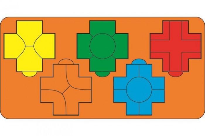 Деревянные игрушки Tau Toy Игра логическая Волшебные крестики Уровень 3
