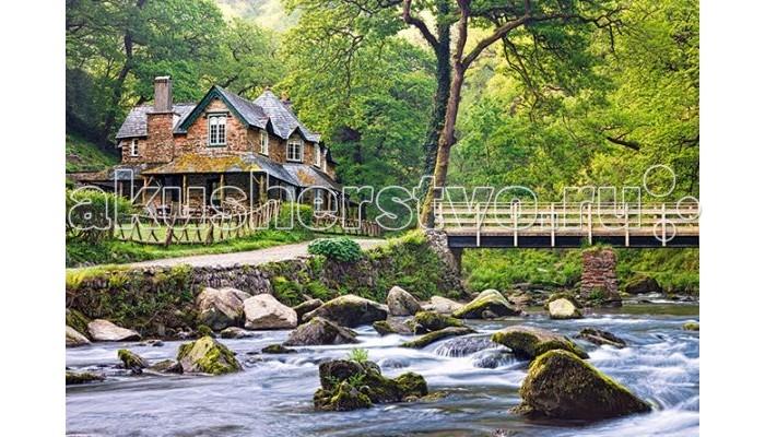 Пазлы Castorland Пазл Национальный парк, Англия 1000 элементов castorland пазл сафари 60 элементов