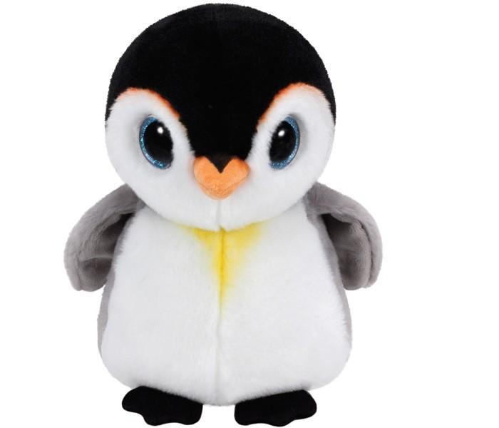 Мягкие игрушки TY Понго пингвин 25 см